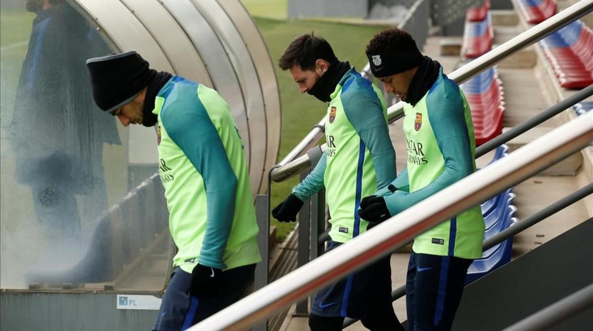 Un Barça inestable y frágil