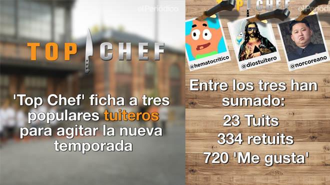 Top Chef - Tuiteros
