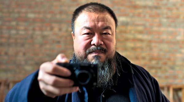 Tr�iler de 'Ai Weiwei: Never sorry'.