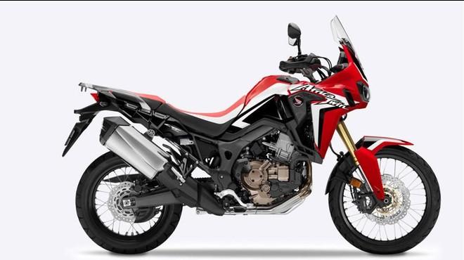 Honda CRF1000 LAfrica Twin