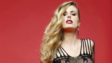 Mireia Pairó, l'estrella tatuada d'Instagram, portada d''Interviú'