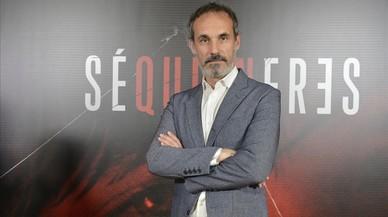 """Francesc Garrido: """"Fer un personatge ambigu, com aquest, és divertit i excitant"""""""