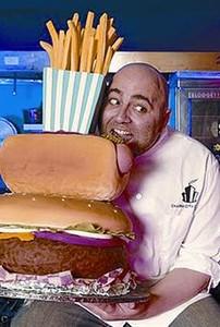 El chef Duff Goldman.