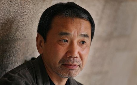 El escritor japons Haruki Murakami.