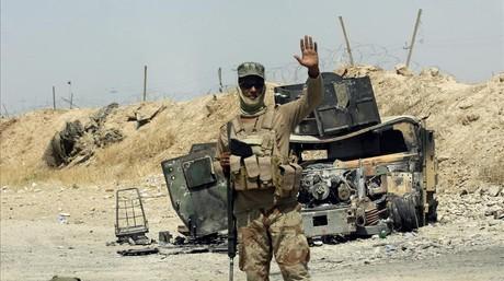 Francia lanza sus primeros ataques contra Irak