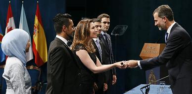 """Felipe VI precisa que Espa�a debe ser una naci�n """"alejada de la divisi�n y la discordia"""""""