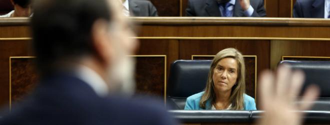 Rajoy deja caer a Mato