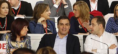 Pedro S�nchez, en el comit� federal del PSOE, este s�bado