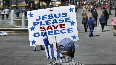 Grecia en su laberinto