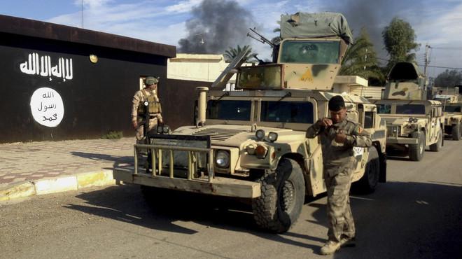 Tres contractistes nord-americans, desapareguts a l'Iraq
