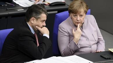 """Merkel adverteix al Regne Unit que no es faci """"il·lusions"""" amb el 'brexit'"""