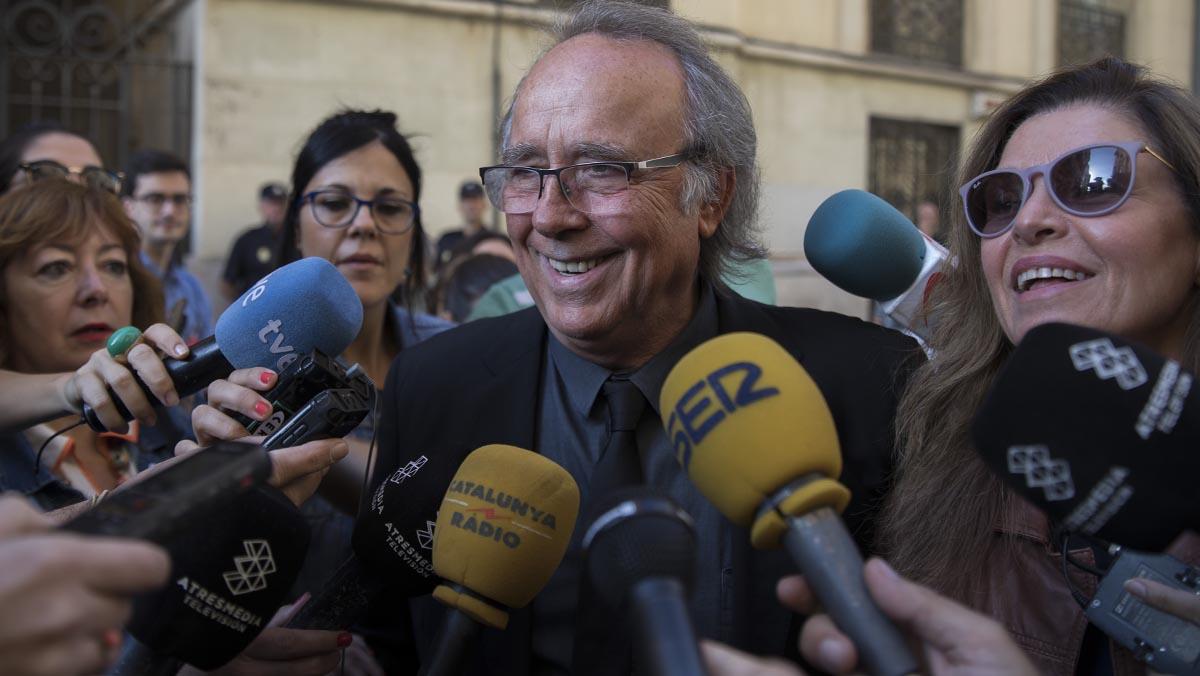 Serrat cree que queda espacio de negociación y espera sensatez política