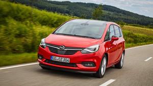 Opel Zafira con IntelliLink Navi 4.0