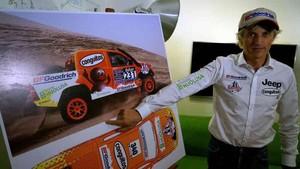 El nuevo desafío de Calleja en el Dakar