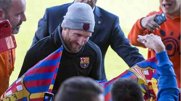 Barça apela a confidencialidad en caso de cláusula antiindependencia de Messi