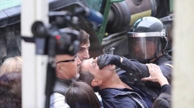 """El Gobierno defiende la actuación policial: """"Yo vi más acoso a policías que violencia de policías"""""""
