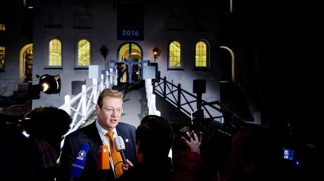 La UE busca alternativas para evitar la desintegraci�n del espacio Schengen