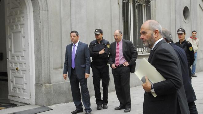 Chaves afirma que no ha pres mai una decisió política il·legal