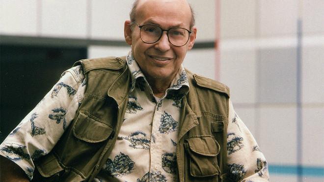 El cient�fico Marvin Minsky, considerado el padre de la inteligencia artificial.