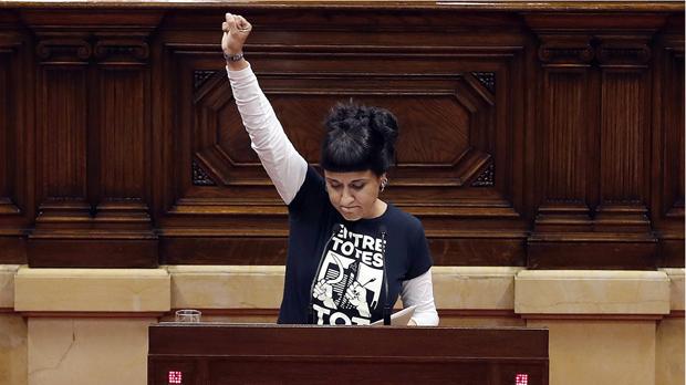La CUP deja en el aire su apoyo al Govern y no descarta abandonar el Parlament