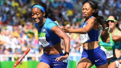La insòlita decisió en el relleu 4x100 femení