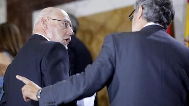 La fiscalía ordena a los Mossos que impidan el referéndum