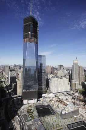 La Torre de la Libertad ya es la más alta de Nueva York