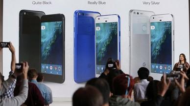 Google anuncia els mòbils Pixel per competir amb l'iPhone