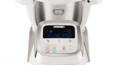 Llega un robot de cocina con conectividad Bluetooth