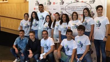 El Gavà-Viladecans Talent Factory 2017 escull els seus finalistes