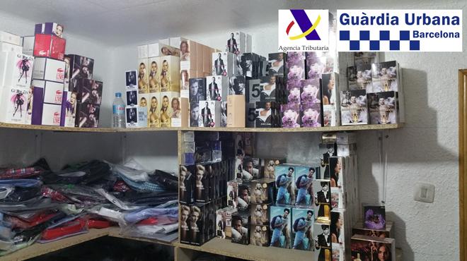 Desmantellada la xarxa de falsificacions més gran 'made in Catalonia'