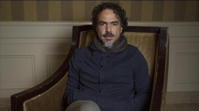 """Iñárritu: """"Fer 'El renacido' ha sigut com arribar al cim de l'Everest"""""""