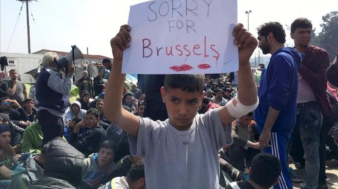 A Bèlgica, a Europa, a casa