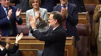 Investidura de Rajoy: la segona votació, en directe