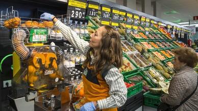 L'índex de confiança del consumidor va baixar al gener