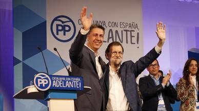 Rajoy recepta unitat, legalitat i concòrdia per superar el 'procés'