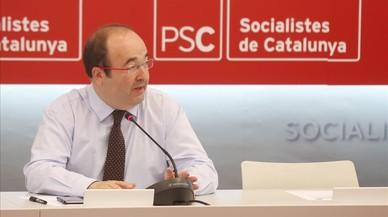"""Iceta acusa al Govern de hacer afirmaciones """"no aceptables en democracia"""""""