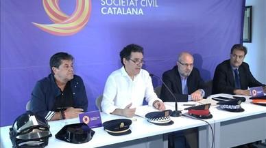 Societat Civil Catalana demana als funcionaris que denunciïn si pateixen pressions per l'1-O
