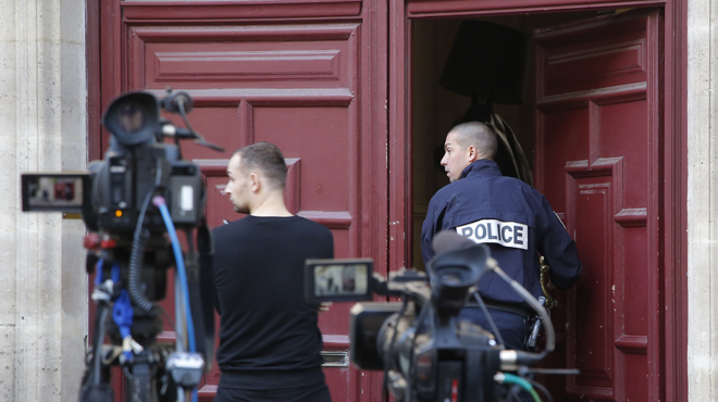 Kim Kardashian pateix un robatori a punta de pistola al seu pis de París