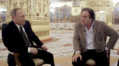 """Oliver Stone: """"Ni Putin és un nou tsar ni Rússia és una amenaça"""""""