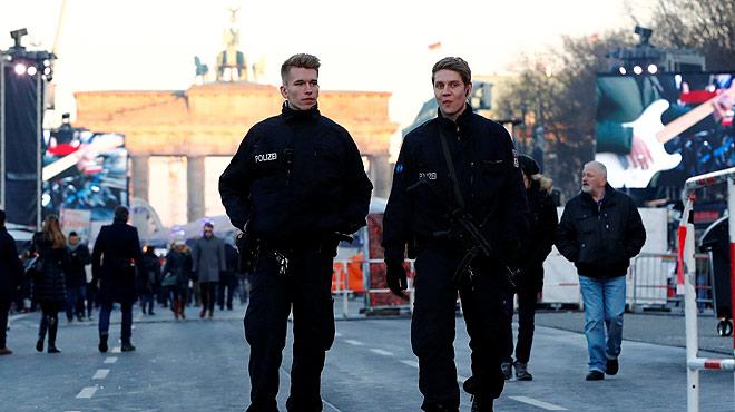 Europa es blinda contra el terrorisme per Cap d'Any