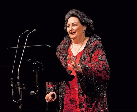 Montserrat Caballé protagonitza el concert 'Veus per a l'Esperança' a Santa Maria del Mar