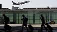 El Prat gairebé va igualar Barajas al juny en nombre de passatgers