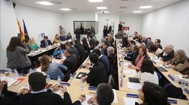 El PDECat activa un plan para recuperar voto en el área metropolitana de BCN