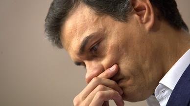 El PSOE precisa una caligrafía de entente