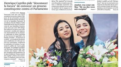 Mal negoci per a Espanya ('El Mundo'), que en aquest regne no hi caben dos concerts ('Ara')