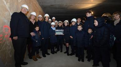El Col·legi Balmes de Rubí comptarà amb un nou edifici de secundària el proper curs