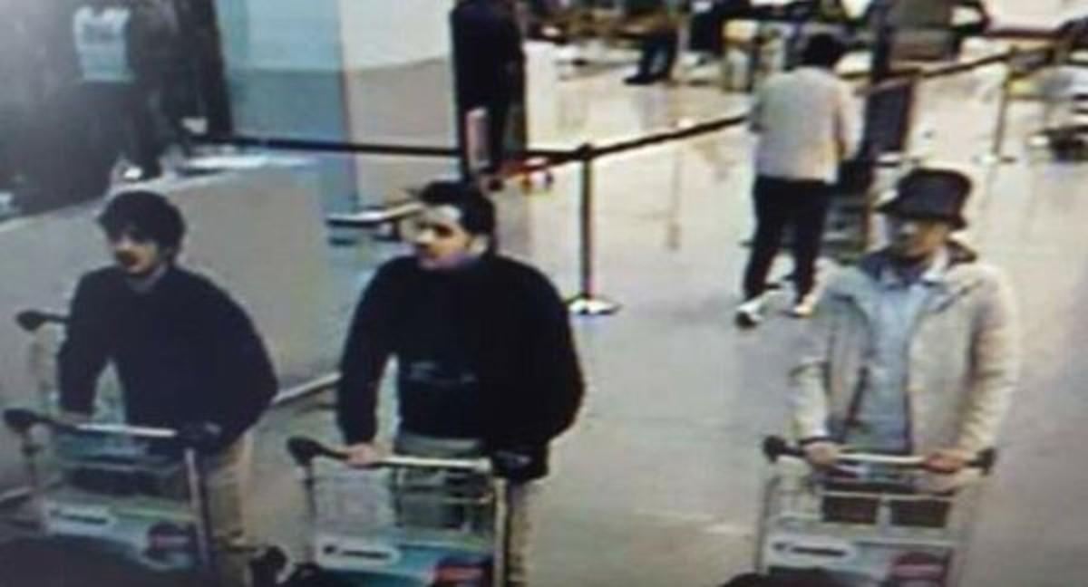 La policía belga detiene a nueve personas en relación a los atentados de Bruselas