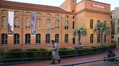 En la Tecla Sala de L'Hospitalet de Llobregat se ha celebrado hoy el primer encuentro de los concejales de cultura de los municipios que acogerán el festival.