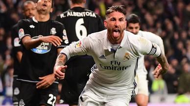 Ramos es penja una altra medalla